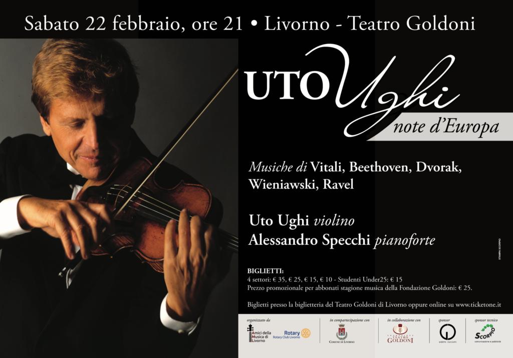 Uto Ughi-Note d'Europa